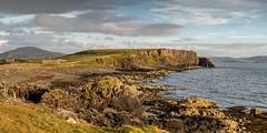 Ardmore Head, Skye (Gareth Keevil) Tags: ardmorebay ardmorehead coastal evening garethkeevil june landscape nikon nikond500 panorama scotland seascape skye summer sunset uk waternish