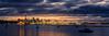Auckland Sunset-4 (Alex Ignatov) Tags: auckland hdr newzealand boat city cityscape cloud evening landscape night ocean sea seascape sky sunset