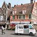 Ice Cream anyone_ Sint Veerleplein - Ghent Belgium