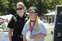 SONC SummerGames18 Tony Contini Photography_0579 (Special Olympics Northern California) Tags: 2018 summergames athlete adultathlete maleathlete passion medal winner teamalameda letr police cop