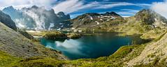 Lac Robert, Belledonne (1 998m) (Julie. D) Tags: lacrobert belledonne lake lac alps alpes chamrousse panorama nature landscape paysage wild montagne mountain france nikon d7100 sigma1770