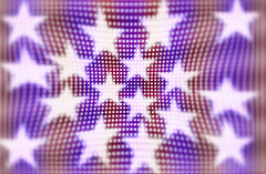 Abstract: Flag of the Free and The Brave (Kenziu Garcia) Tags: abstract 4th july celebration 2018