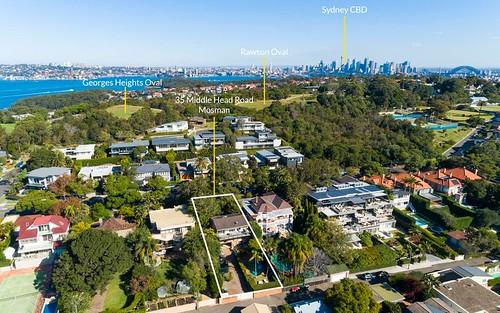 35 Middle Head Rd, Mosman NSW 2088