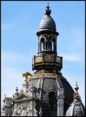 Leystraat, Antwerp, Belgium (LuciaB) Tags: leystraat leysstreet antwerp belgium neobaroquearchitecture architectfransvandijk architecternestdieltiëns