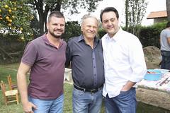 Almoço do prefeito Cláudio Wozniak - Fazenda Rio Grande