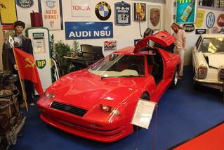 1992 Puma GT-V