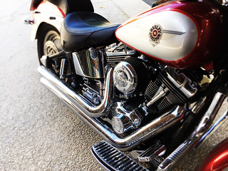 Harley-Davidson BY François Tomasi