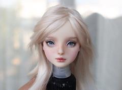 Enchanted dolls for Guilia (KarinaKo) Tags: faceup bjd bjdfaceup commission dolls dollart enchanteddoll marinabychkovadoll