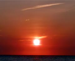 Ocean City Sunrise 1 ~ July (Rain Love AMR) Tags: sun sunrise beach ocean
