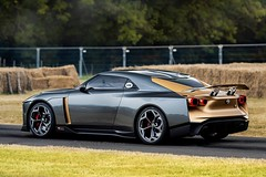 Nissan GT-R50 by Italdesign (Supercar Stalker) Tags: nissan gtr50 gtr nissangtr nissangtr50 italdesign italdesign50 fos goodwood fos2018 festivalofspeed supercar hypercar prototype