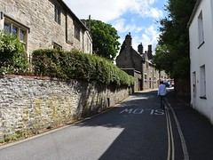 Photo of Bull Hill buildings