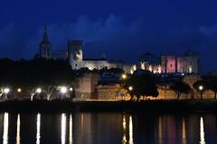 Avignon (liakada-web) Tags: avignon provencealpescôtedazur frankreich fra bluehour thebluehour