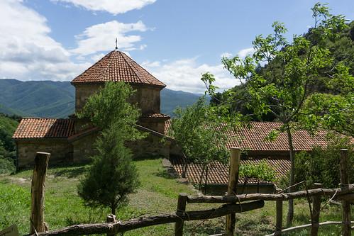 Shio-Mgvime monastery, Georgia