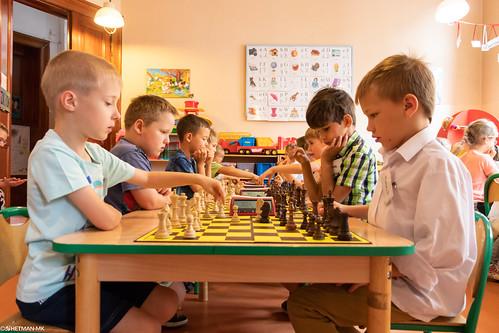 VIII Turniej Szachowy Przedszkolaków o Mistrzostwo Świdnicy-59