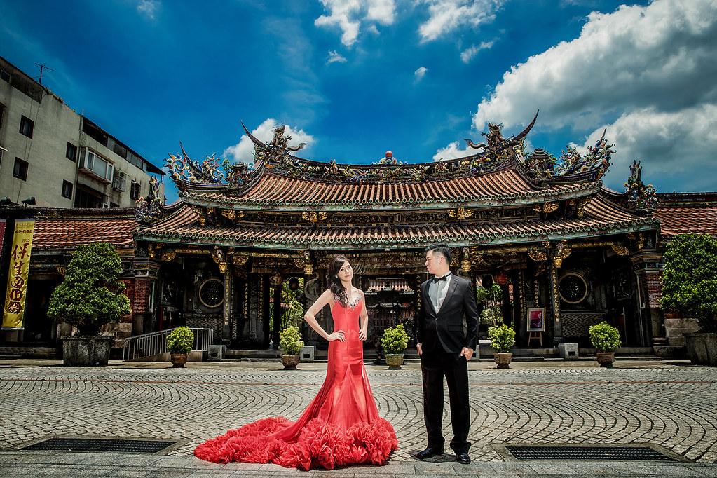 679婚紗攝影-婚紗照-台北-保安宮