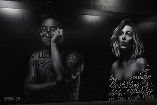 Shannon Crees - Street Art