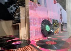 The Puppet Show (Jetcraftsofa) Tags: nikonf3 nikkor2035 pro400h 35mm slr filmphotography vintagealbums vinyl windowdisplay puppetshow reflections street nostalgia dyingday analog