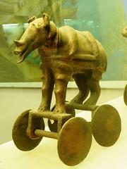National Museum in Delhi 1 (juggadery) Tags: 2015 india delhi museum art sculpture animal hdralike