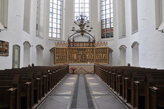 Altar (Ryan Hadley) Tags: altar stmaryschurch marienkirche church rostock germany europe