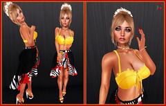 [CPS] Summer Melody (Skylah Kesslinger) Tags: lotd estilovirtual secondlife slblogger latinasensl truthhair vanity blush slnewreleases crystalheartfestival posefair mila vex avaway rebelgal gizseorn mosquitosway pinkfuel