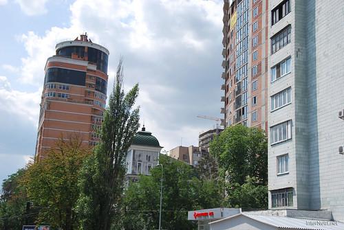 Київ, вулиця Євгена Коновальця  InterNetri Ukraine 343