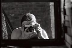 Self Portrait (Semjaja) Tags: slr blackandwhite blackandwhitephotography blackandwhitefilm asahipentaxsp1000 pentax sp1000 takumar takumar55mmf2 kodak400tx 400tx 35mm 35mmcamera 35mmfilm film filmlives filmsnotdead filmphotography filmcamera ishootfilm shootfilm shotonfilm paarl southafrica