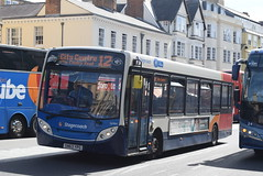 SO 36894 @ High Street, Oxford (ianjpoole) Tags: stagecoach oxfordshire alexander dennis enviro 200 sn63ypg 36894 working route 12 little bury greater leys st aldates oxford