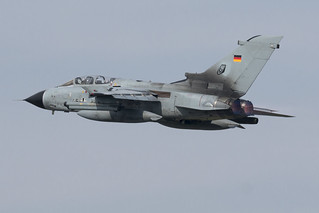 45+35 German Air Force (Luftwaffe) Panavia Tornado IDS
