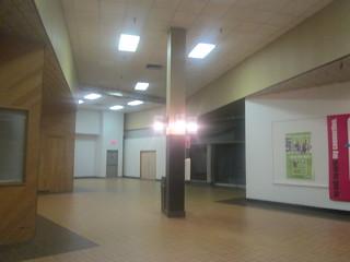 Hidden Wing of Shenango Valley Mall