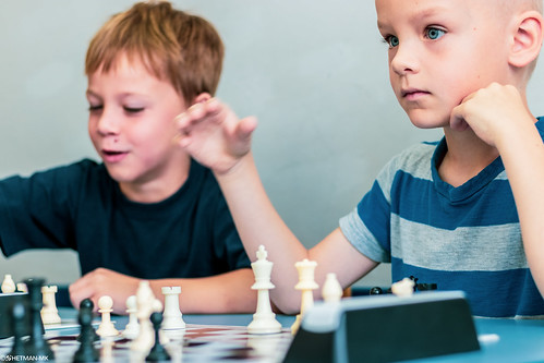 VIII Turniej Szachowy o Mistrzostwo Przedszkola Wesoła Piątka (34 of 78)