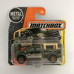 Mattel Matchbox - Matchbox Series - Number 47 / 125 -  2015 Ford F-150 Contractor Truck - Miniature Die Cast Metal Scale Model Vehicle (firehouse.ie) Tags: fords diecast toys toy contractor crewcab pickup truck fordf150 f150 ford miniatures miniature metal model models matchbox mattel