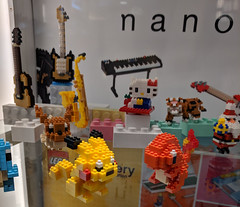 Pokeblocks (earthdog) Tags: 2018 googlepixel pixel androidapp moblog cameraphone pokemon shopping store airport taipei taiwan toy block nanoblock needstags needstitle travel work businesstravel
