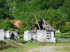 Vermosh (5) (pensivelaw1) Tags: vermosh albania balkans europe mountains guesthouse