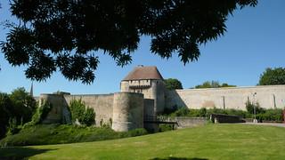 Une promenade dans le Calvados - Caen - Le château de Guillaume le conquérant