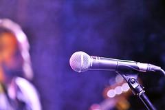 microfone (alebrigante) Tags: man microfono sound concert guitar band music focus