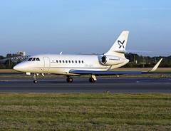 OY-GFS Falcon 2000 (Irish251) Tags: dub eidw dublin airport ireland grundfos dassault facon 2000 air alsie mmd6323 mermaid callsign