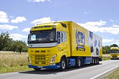 "Volvo FH IV "" Christian Preibs "" (D) (magicv8m) Tags: tir trans transport lkw truck treffen bautzen 2018"