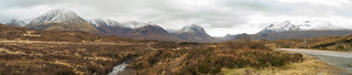 The Cuillins of Skye