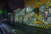 Mural 2 (mekiaus) Tags: stpeters sydney nsw australia streetphotography nightstreetphotography sony a6000 outside colour street nighttime mural