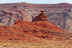 Mexican Hat (Alaskan Dude) Tags: travel usa unitedstates utah valleyofthegods americansouthwest landscape nature scenery navajosandstone
