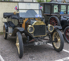 Model T (1914) at Fort William #10 (Clive1945) Tags: scotland2018 d7100 ford 1914