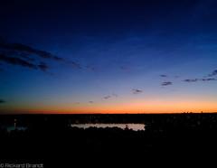 Örnsberg, Sweden (Rickard Brandt) Tags: sweden stockholm sunset