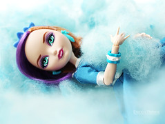 Poppy O'Hair (eneida_prince) Tags: everafterhigh eah doll dolls osalina mattel photo photos 2018 everafterhigh2018 photoshoot poppyo'hair rapunzel daughterofrapunzel basic twins
