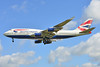 BRITISH AIRWAYS, BOEING 747 - 436 (High Quality Plane Spotting) Tags: planespotting planespotters myrtleavenue ga awesome heathrow airport