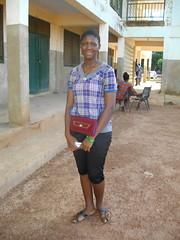 Completed - Bertilla 2 (Hanstoo) Tags: ghana black teenage girl beauty smile schoolgirl pretty intelligent clever