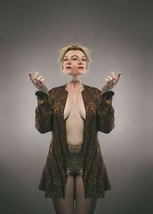 Which is witch? (graciehagen) Tags: portrait graciehagen chicagophotographer artist fineartportraits feminist realpeople