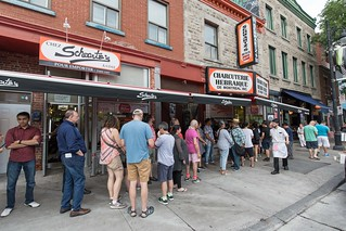 Schwartz's - Smoked Meat Sandwich