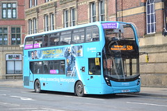 Arriva North West 4693 YX17NFH (Will Swain) Tags: liverpool 17th march 2018 north west bus buses transport travel uk britain vehicle vehicles county country england english merseyside arriva 4693 yx17nfh