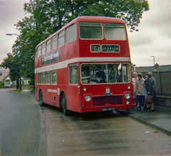 Eastern Counties VR377 (UAH377G) Claydon 1979 (BristolRE2007) Tags: easterncounties ecw easterncoachworks nationalbuscompany nbc bristolvr uah377g suffolk