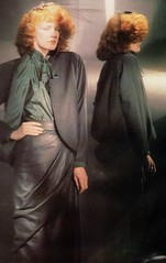 Linea editorial shot by Alberta Tiburzi 1979 (barbiescanner) Tags: vintage retro fashion vintagefashion 70s 70sfashions 1970s 1970sfashions 1979 linea albertatiburzi editorial